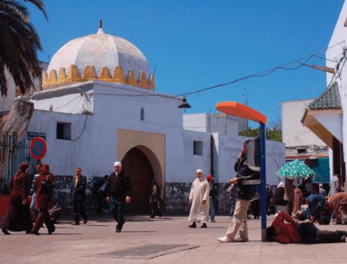 quartier marocain