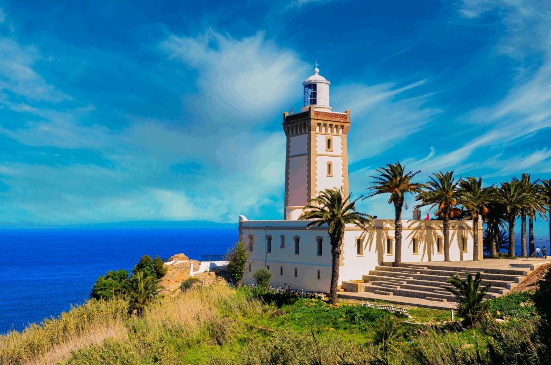 Paysage au Maroc